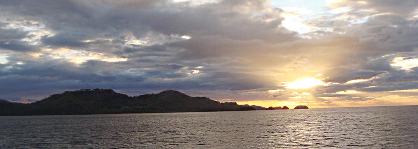 Enjoy Beautiful Sunsets at Playa Del Coco Costa Rica