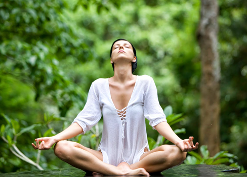 meditation retreats female